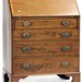 200. Chippendale Style Inlaid Fall Front Desk