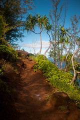 Up and up (naz hamid) Tags: travel sun beach hawaii islands surf kauai kalalau kalalautrail hanakapaibeach