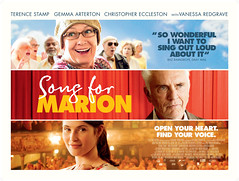 British comedy Song for Marion released in the UK