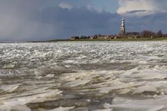 Winterfoto's. (parnas) Tags: winter nederland friesland hindeloopen ijs kruiendijs