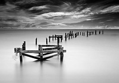 Ageing (petefoto) Tags: longexposure winter sea seascape clouds reflections landscape decay jetty wave atmosphere coastal dorset filters derelict swanage pierhead foreshore polariser nd110 nikond700 bwclassic bestcapturesaoi elitegalleryaoi mygearandme mygearandmepremium mygearandmebronze mygearandmesilver mygearandmegold mygearandmeplatinum mygearandmediamond photographyforrecreation leefilters09hgrad photographyforrecreation¬bwclassic