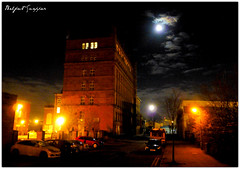 Jennymount Mill (Simone Weil) Tags: nightphotography ireland architecture photography interestingness interesting flickr belfast explore northernireland architecturalphotography northbelfast belfastcitycouncil belfastphotography jennymountmill backinbelfast