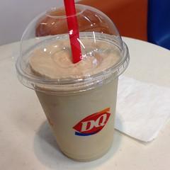 มูลาเต้ คาปูชิโน | Moolatte Cappuccino @ Dairy Queen | แดรี่ควีน บิ๊กซีหางดง