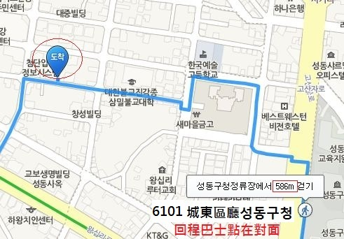 Dongedaemun 2c Hostel
