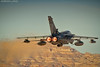 Tornado (~Clubber~) Tags: airplane aircraft aviation military nevada redflag nellisafb