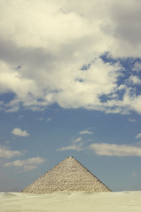 The Red Pyramid (Deep Idea) Tags: old sky colors clouds sand desert sony egypt egyptian 1000views  ancientegypt pharos  20000views     10000views       theredpyramid  a580  deepidea dahshurpyramid zohairsalama       pageszohairphotography246577758719744skapp167969729896883