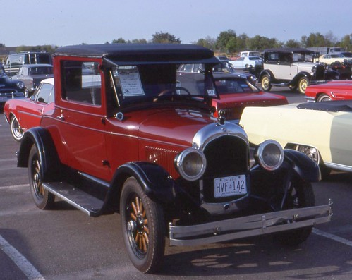 1925 Chrysler 70 Roadster - Hyman Ltd. Classic Cars