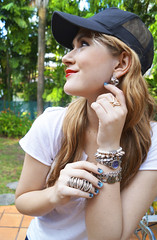 Feb 23 (8) (the joy of fashion) Tags: fashion style baseballhat outfitoftheday fashionblog ootd fashionblogger leopardjeans panamafashion