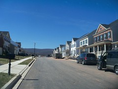 New residential development, in Frederick, Frederick County, Maryland, USA. (sebypires) Tags: county city homes usa home real coast major town dc washington big md construction bedroom community cookie estate metro suburban small suburbia corridor progress maryland moco boom east neighborhood growth area fred cannon co commuter commuting suburb montgomery sprawl residential development cutter metropolitan bluff frederick prosperity mcmansion subdivision megalopolis boomtown booming mcmansions exurban prosper exurb boswash prospering fredco boomburb