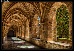 Monasterio  de Piedra (jemonbe) Tags: zaragoza aragon monasterio cisterciense piedra claustro monasteriodepiedra calatayud riopiedra jemonbe rememberthatmomentlevel4 rememberthatmomentlevel1 rememberthatmomentlevel2 rememberthatmomentlevel3