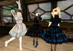 Frills and Friends (Pieta Nowles) Tags: life garden sugar lolita second rmk the tsg gfield rokumeikan