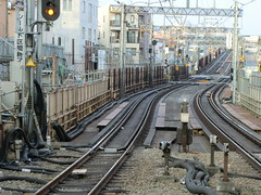 CIMG2333 (Sousaphone) Tags: train march hikaru tokyu odakyu 2013