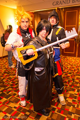 130308-1116 Momocon (WashuOtaku) Tags: atlanta anime georgia cosplay kingdomhearts keyblade hiltonatlanta 2013 momocon nikond800