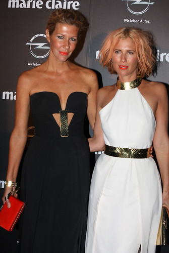 Heidi Middleton, Sarah-Jane Clarke
