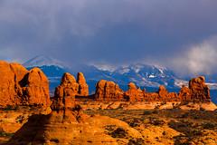 Arches National Park (Jackpicks) Tags: utah moab archesnationalpark mygearandme mygearandmepremium mygearandmebronze mygearandmesilver