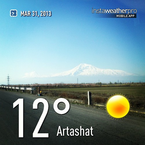 #easter #parents #mount #Ararat #Masis #weather #instaweather #instaweatherpro  #sky #outdoors #nature  #instagood #photooftheday #instamood #picoftheday #instadaily #photo #instacool #instapic #picture #pic @instaweatherpro #place #earth #world #artashat