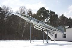 F-104 @ Luftwaffe Museum (NunoCardoso) Tags: berlin museum airplane fighter f104 luftwaffe