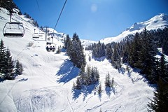 Lift (markVNH) Tags: winter france snowboarding europe skiing skilift avoriaz morzine wintersports liftpass