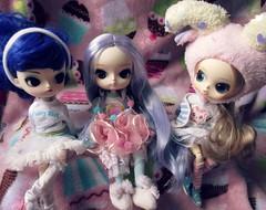Beary Fairy Kids (kibblesthepig) Tags: cute doll kei dal fairy angry kawaii hermine beary byul dalcomi nermalsyndrome