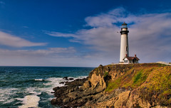 Pigeon Point (buffdawgus) Tags: lighthouse northerncalifornia spring pacificocean pigeonpoint springtime sanmateocounty pigeonpointlighthouse canon7d canon1585mmusmis lightroom4 topazsw