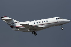 CS-DRZ - Untitled (NetJets Europe) Hawker Beechcraft 800XP (Craig Stevens.) Tags: sun canon airplane airport raw aircraft aviation jet aeroplane sharp biz luton hawker netjets 800xp eggwltn