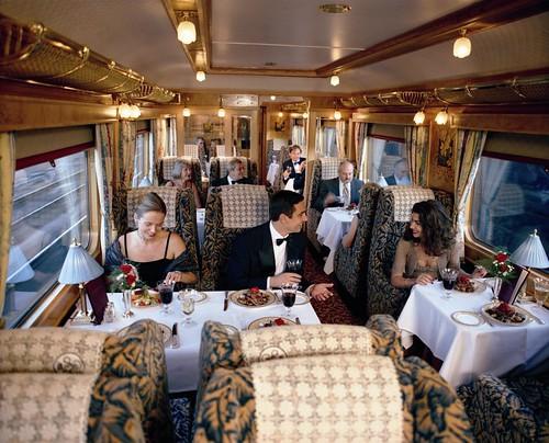 Orient Express to Garden Shows