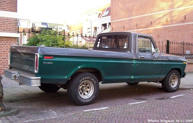 ford f150 pick up 1976 fordf150 pickup haarlem nederland netherlands paysbas vintage old classic car auto automobile voiture ancienne américaine american us usa truck