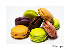 Macarons (VLefeuvre Photographies) Tags: france macro cake dessert sony sigma gateaux a77 macarons jimages sigma105mm culinaire