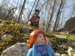 Hide (Blueberrybricks) Tags: lego outdoor zombie apocalypse run hide minifigure