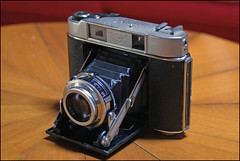 Seagull 203-I (Italian Film Photography) Tags: china camera vintage seagull rangefinder collection fareast folding shangai collezionismo telemetro 203i