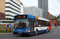 T213TND Stagecoach Yorkshire MAN 18.220 22213 (Sharksmith) Tags: bus sheffield 213 stagecoach magicbus 22213 alexanderalx300 furnivalsquare stagecoachmanchester man18220 stagecoachyorkshire greatermanchestersouth t213tnd route79a