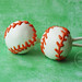 "Baseball Cake Pops with ""San Francisco Orange"" stitches • <a style=""font-size:0.8em;"" href=""https://www.flickr.com/photos/59736392@N02/8645998974/"" target=""_blank"">View on Flickr</a>"