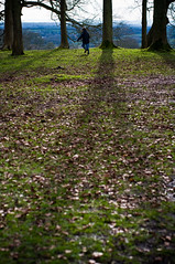 (sunface13) Tags: trees shadow grass bath dyrhampark dyrham pentax50mm14 pentaxk20d