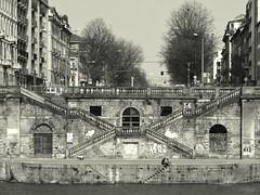 _DSC0196 (coromax71) Tags: italy scale stairs torino italia piemonte po turin piedmont italie murazzi