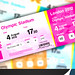 One Dead Pixel BBC 2D Olympic Ticket Concept for TV Documentry