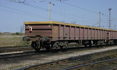 90 tonne GLW Bogie Ballast/Spoil Wagon. (Marra Man) Tags: redsnapper mla greenbrier ews freightwagons 503509 ballastwagons wagonyswidnica engineerswagons