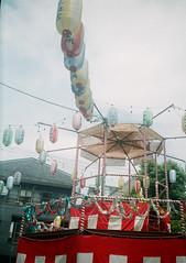 FUJICA MINI × Fujifilm 100 (Amigo Film Photography) Tags: fujica fujicamini fujinark fujifilm iso100 halffilm halfsize 35mmfilm 135film negafilm oldcamera fujiphotofilm フジカ フジカミニ フジカラー100 ネガフィルム 35mmフィルム 盆踊り 提灯