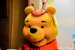 Pooh (disneylori) Tags: halloween disney disneyworld pooh winniethepooh characters wdw waltdisneyworld magickingdom fantasyland disneycharacters mnsshp mickeysnotsoscaryhalloweenparty nonfacecharacters meetandgreetcharacters
