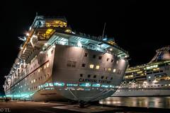 Bahamas Cruise (silberne.surfer) Tags: nassau uww fujixt1 wideangle xf14mmf28 nightshots lte carnevalfantasy florida bahamas fuji langzeitbelichtung carnevalcruise