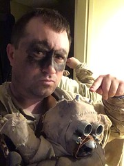 tusken raider cosplay 2016 (timp37) Tags: me tusken raider chicago illinois august 2016 wizard world comic con star wars sand people conlife cosplay baby hyatt
