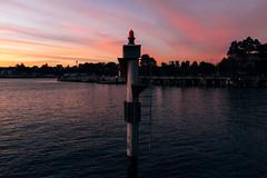 Pyrmont Sunset (Eddy+) Tags: sunset pyrmont x100t fuji fujifilm sydney 23mm landscape harbour white bay seascape winter