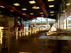 Five Guys, Middleburg Heights, OH (04) (Ryan busman_49) Tags: fiveguys burgers fries dennys reuse retail restaurant middleburgheights cleveland ohio sunset