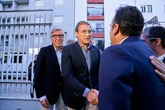Pedro Passos Coelho em Paços de Ferreira