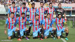 formazione Catania (SiciliaToday) Tags: catania juve stabia lega pro stadio massimino calcio