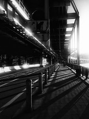 FullSizeRender-2 (jeffreyjune16) Tags: eastriver lowereastside newyork nyc ny blackandwhite bnw bandw monochrome urban street light shadow perspective architectur gotham