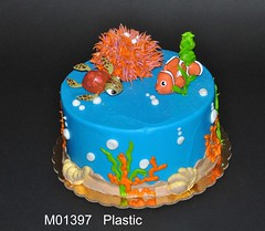 M01397 (merrittsbakery) Tags: cake plastic movie cartoon finding nemo ocean