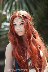 @ FESTA DELL' UNICORNO (fabiogis50) Tags: festadellunicorno cosplay cosplayer girl portrait vinci 2016 red