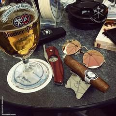 Last day in Germany after the #InterTabac trade show! Drinking local, smoking local  Tabak Trber cigar, also the first shop in Germany to sell Les Fines Lames  (steven_cigale) Tags: cigar cigare cigarlife cigaraficionado cigarporn cigars cigares cigarlover amateurdecigare     zigarre cigarsmoking luxury cigarsmokingmodel p1p2c cigarsmoker cigarians botl aficionado cigaroftheday