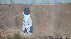 Coolidge Cat (dadadreams (Michelle Lanter)) Tags: coolidge cat streetart houston