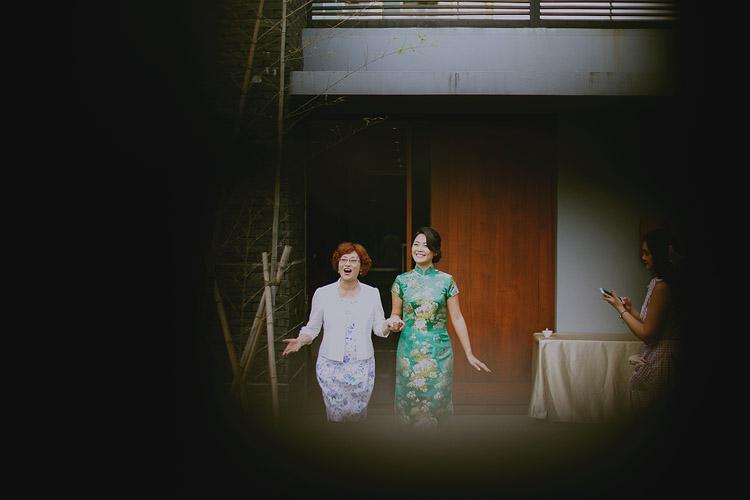 婚禮攝影-新娘來囉